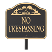 GardenBoss™ Estate Plaque with Stake